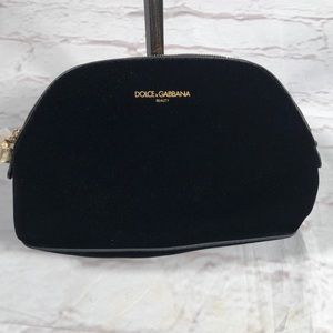 Dolce & Gabbana cosmetic beauty case.  New
